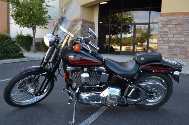 1996 Harley-Davidson Softail Springer Bad Boy