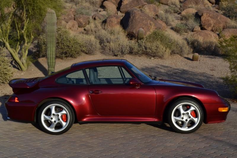 Porsche 911 Twin Turbo 1997 price SOLD