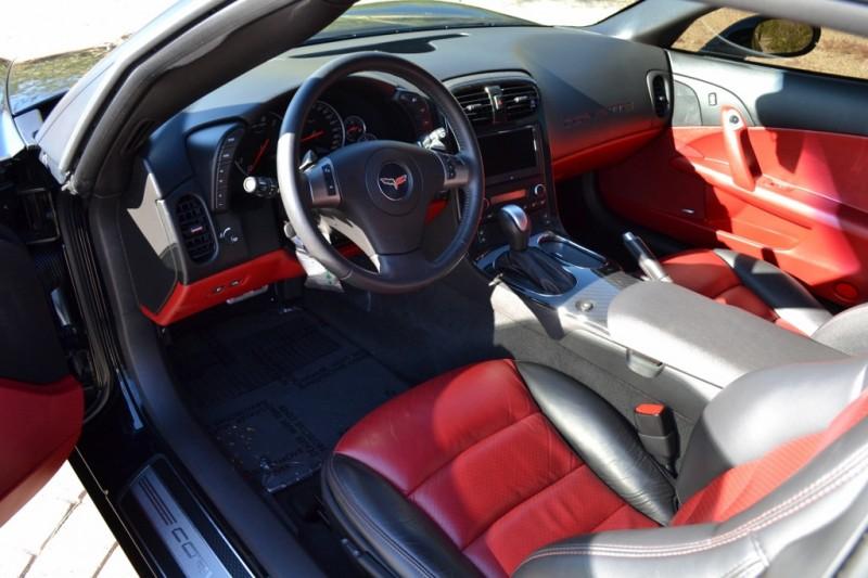 Chevrolet Corvette 2010 price SOLD