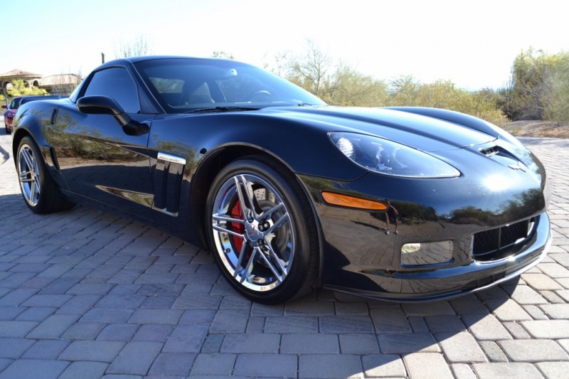 Chevrolet Corvette 2010 price SOLD