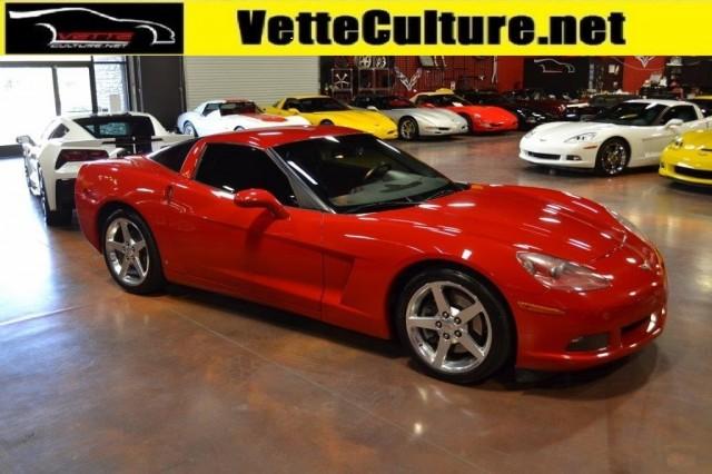 Superior 2008 Chevrolet Corvette