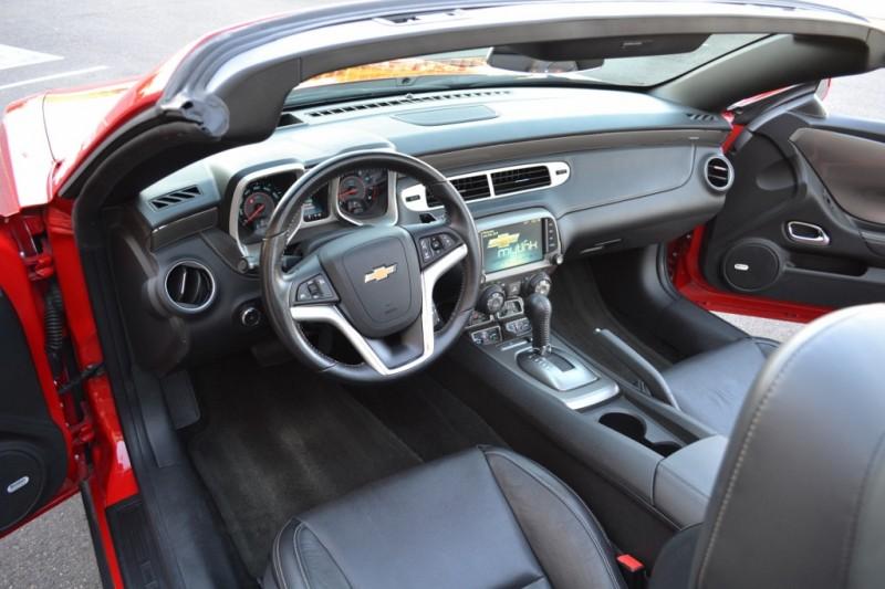 Chevrolet Camaro 2014 price SOLD