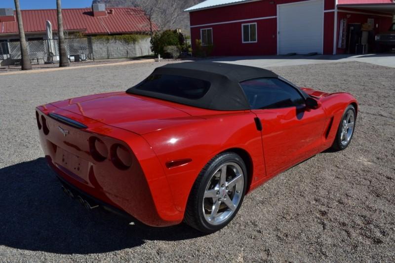 Chevrolet Corvette 2007 price SOLD
