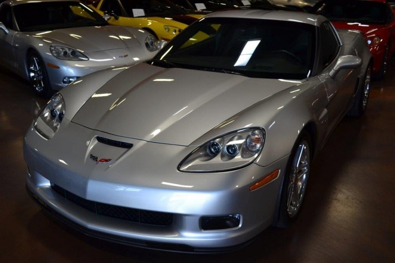 Chevrolet Corvette 2006 price SOLD