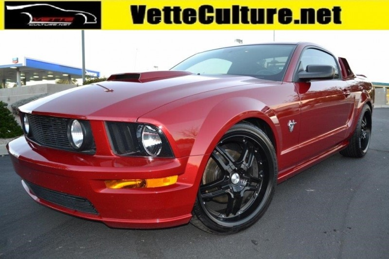 Ford Mustang 2009 price $12,997