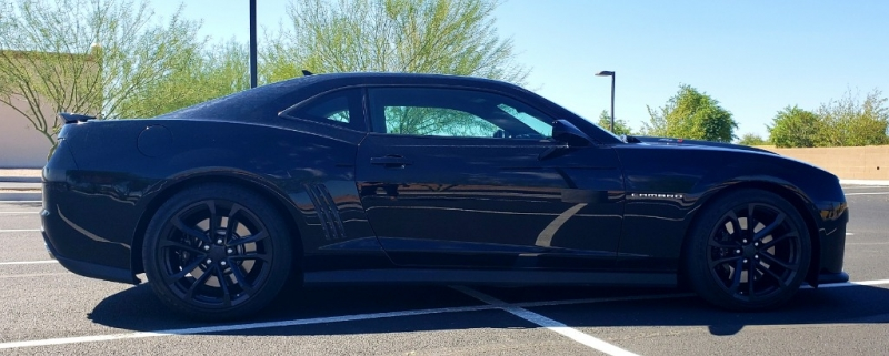 Chevrolet Camaro 2013 price $39,997