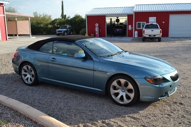 BMW 6-Series 2004 price SOLD