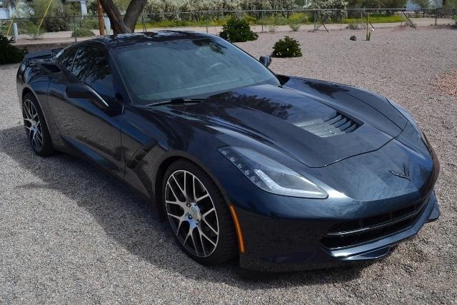 Chevrolet Corvette 2014 price SOLD