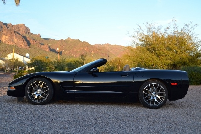 Chevrolet Corvette 2003 price $22,997