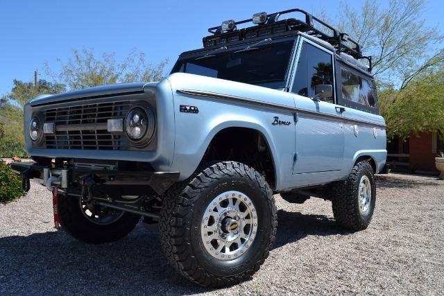 Ford Bronco 1971 price $179,997