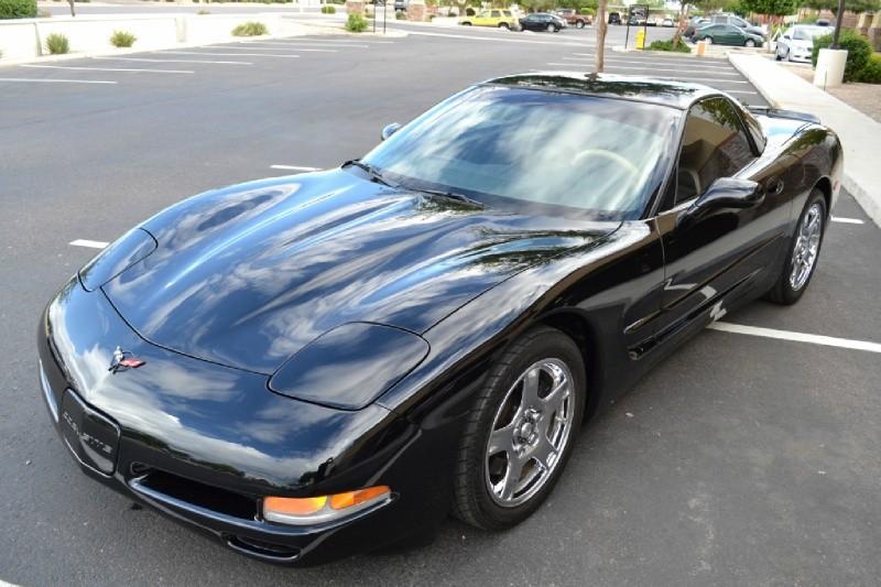 Chevrolet Corvette 2000 price SOLD