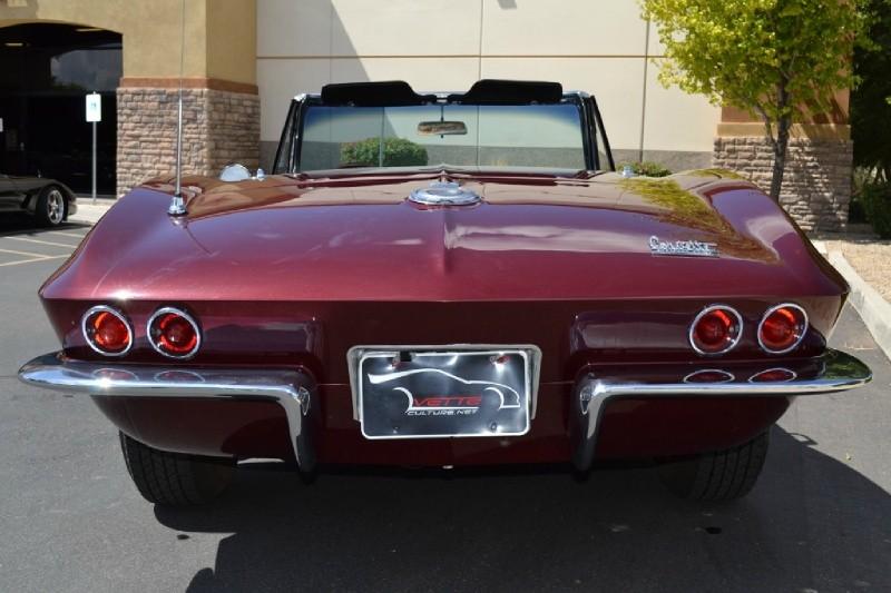 Chevrolet Corvette 1966 price SOLD