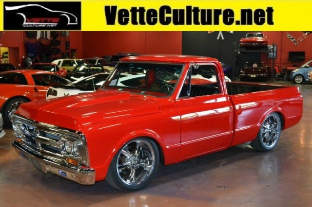 1970 GMC Wideside Shortbed C10