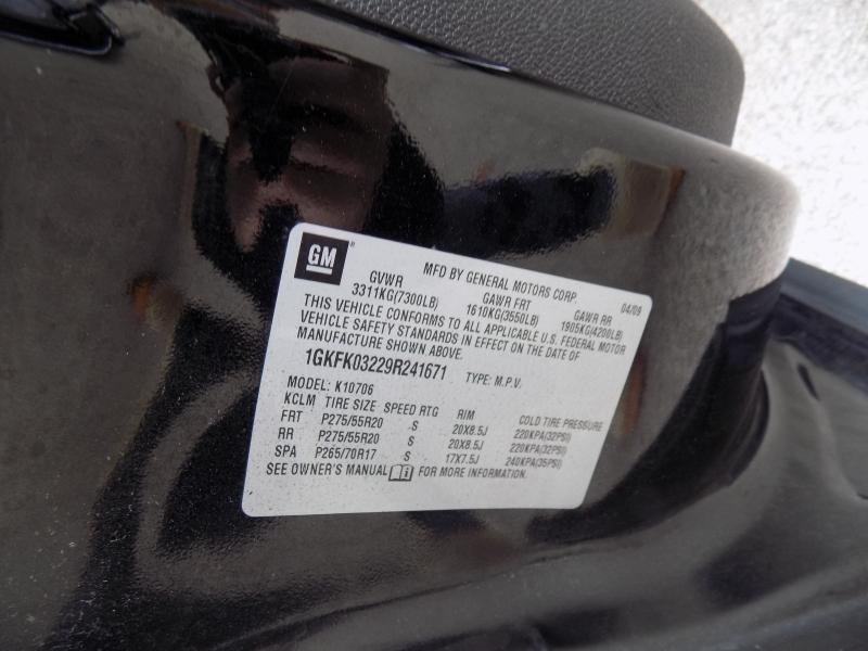 GMC Yukon Denali 2009 price $8,995