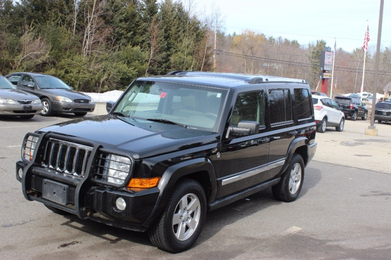 2008 jeep commander 4wd 4dr limited inventory auto authority of n h auto dealership in. Black Bedroom Furniture Sets. Home Design Ideas