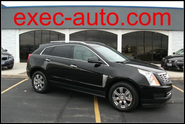 cadillac pin discover incredible crossover the srx pixycars