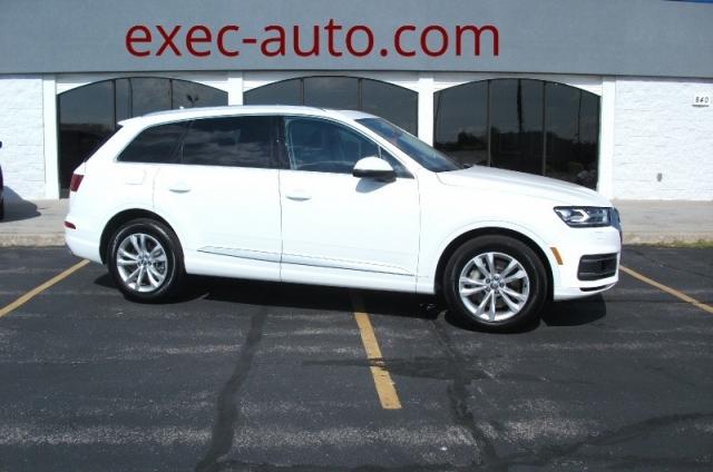 Audi Q TFSI Premium Plus Inventory Executive Auto - Audi q7 car sales