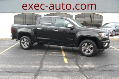 2016 Chevrolet Colorado 4WD Crew Cab LT