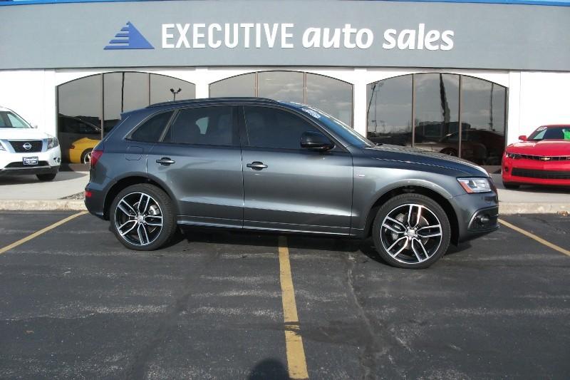 2016 Audi Q5 >> 2016 Audi Q5 Quattro 3 0t Premium Plus Sline Executive Auto Sales