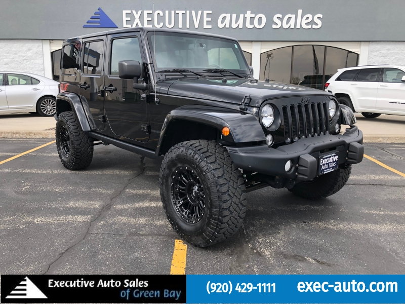 Jeep Wrangler Unlimited 2016 price $34,990