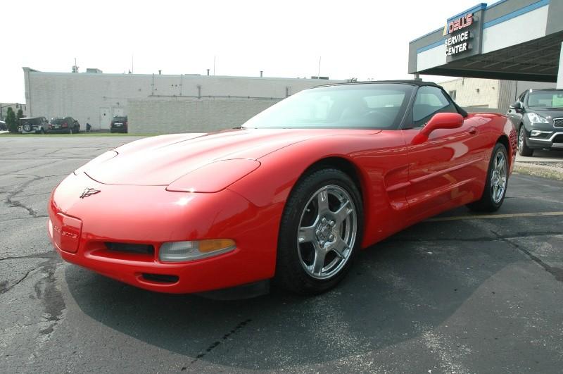 Chevrolet Corvette 1998 price $14,990