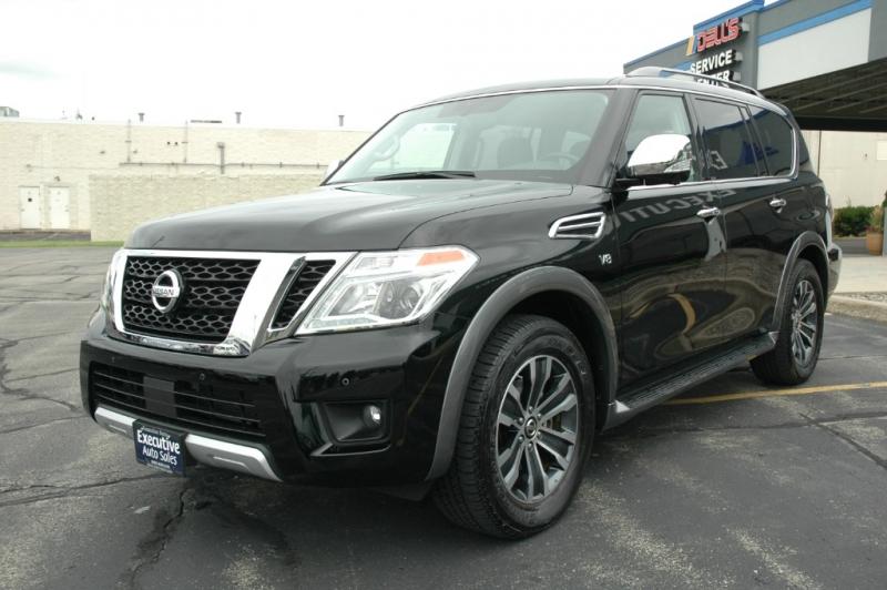 Nissan Armada 2018 price $37,990