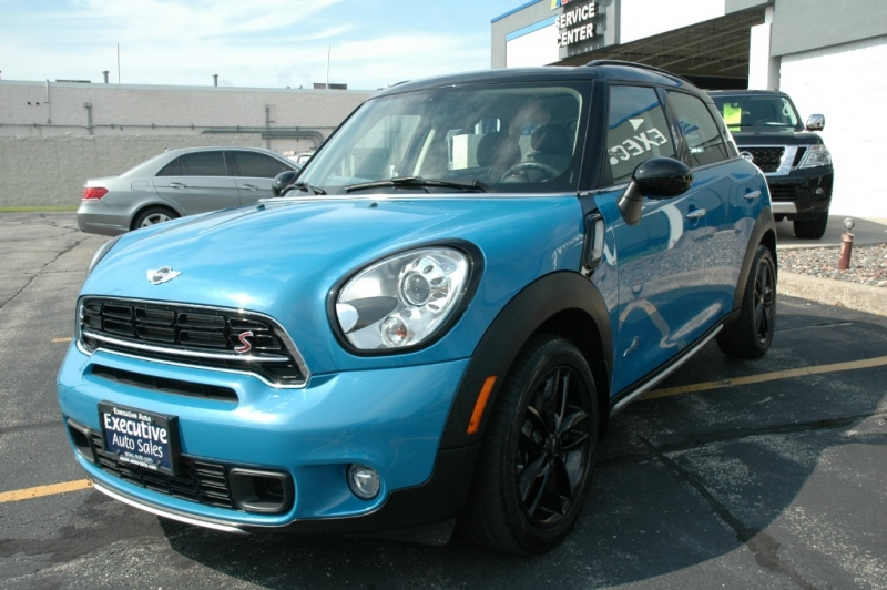 Mini Cooper Countryman 2016 price $20,990