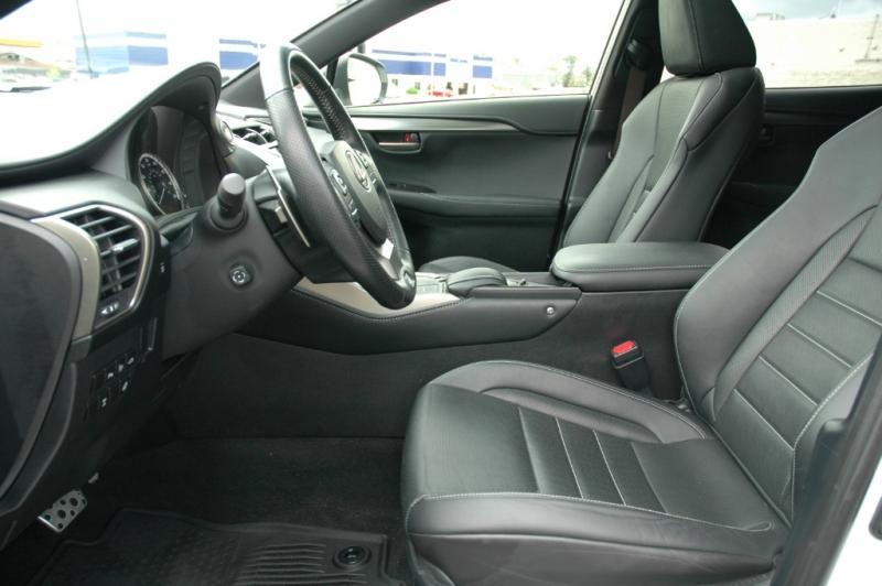 Lexus NX 200t F-SPORT 2016 price $29,990