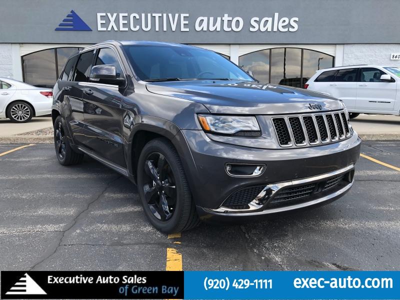 Jeep Grand Cherokee 2016 price $31,990