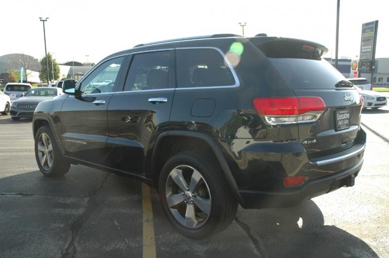 Jeep Grand Cherokee 2016 price $28,760