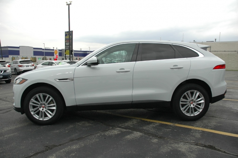 Jaguar F-PACE 2019 price $38,990