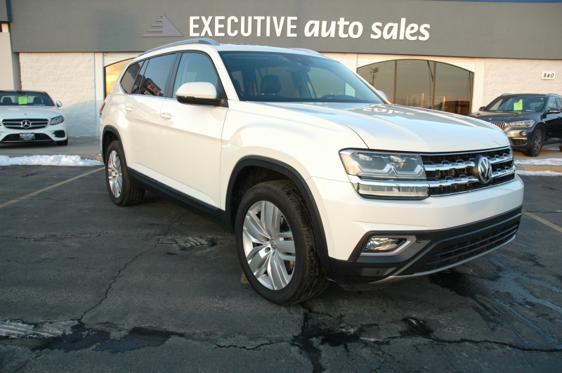 Volkswagen Atlas SEL 4motion 2019 price $38,990