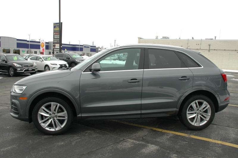 Audi Q3 2016 price $23,990