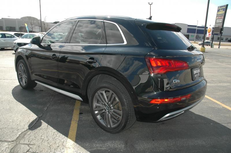 Audi Q5 2018 price $36,990