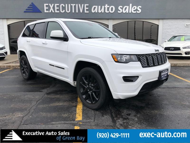 Jeep Grand Cherokee 2017 price $26,990