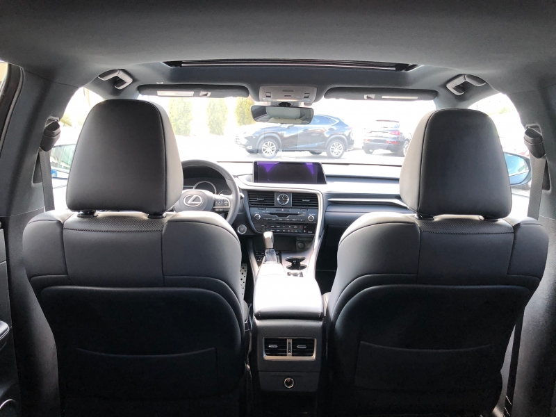 Lexus RX F-SPORT 2017 price $37,990