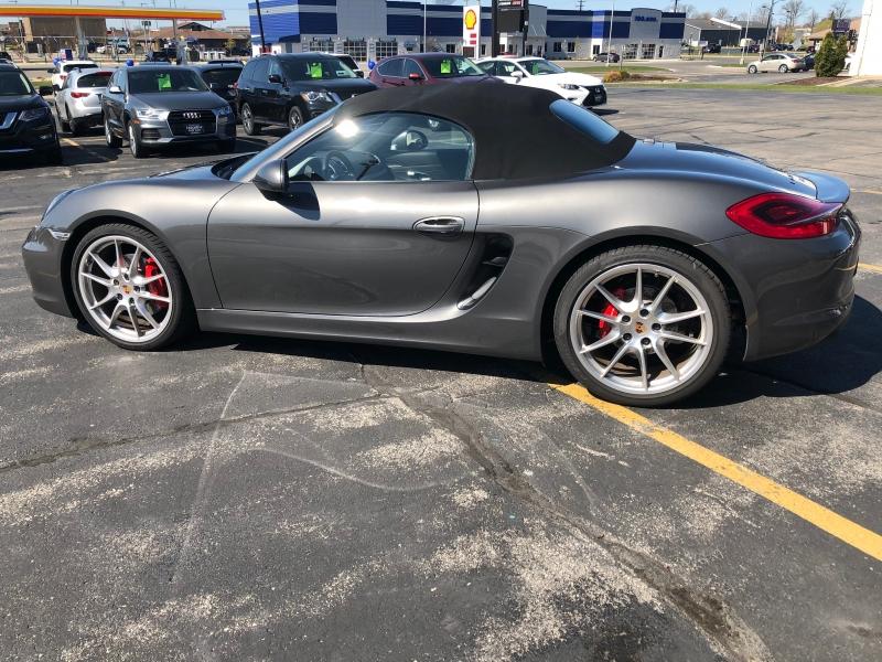 Porsche Boxster 2013 price $39,990