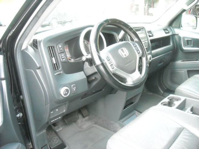 2007 honda ridgeline 4wd crew cab rtl w leather. Black Bedroom Furniture Sets. Home Design Ideas