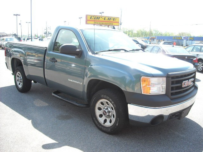 GMC Sierra 1500 2008 price $8,500