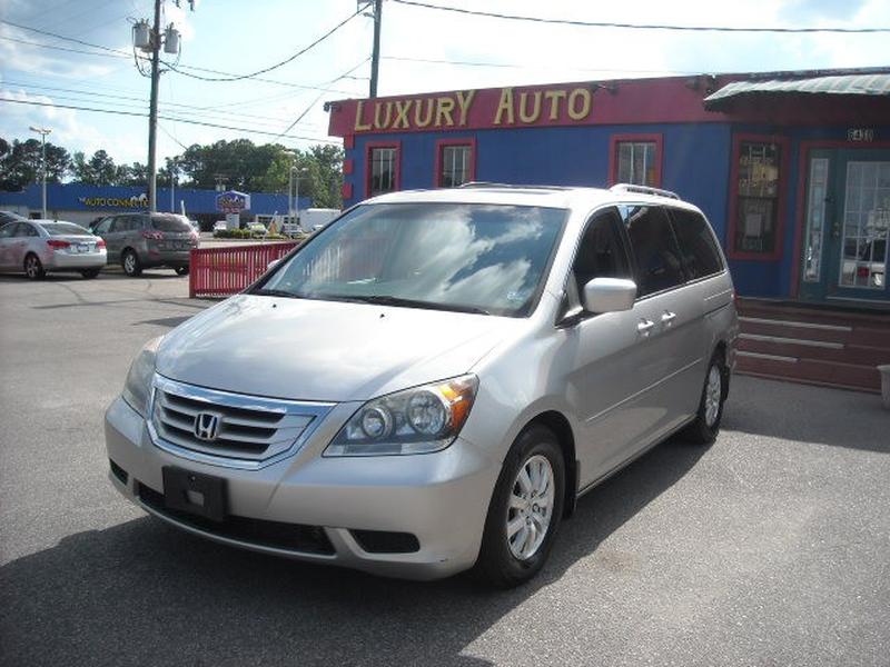 Honda Odyssey 2009 price $0