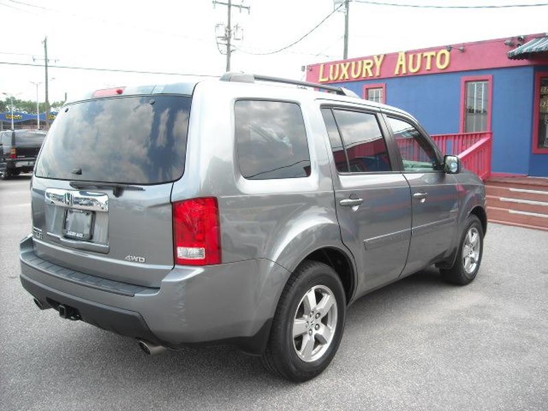 Honda Pilot 2009 price $6,900