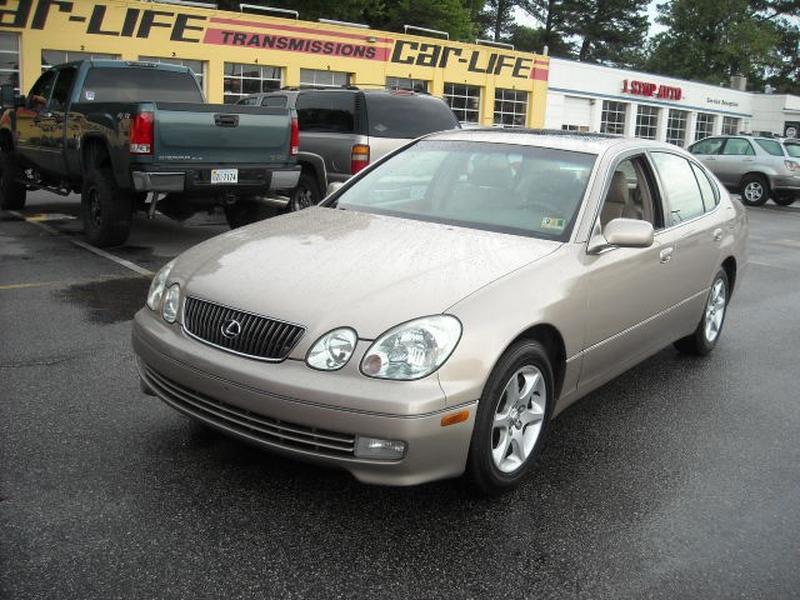 Lexus GS 300 2002 price $5,900