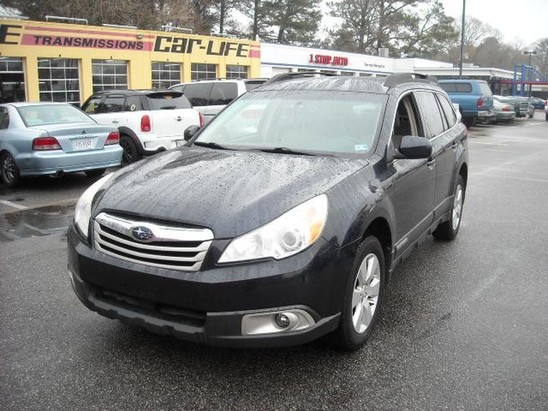 Subaru Outback 2012 price $8,500
