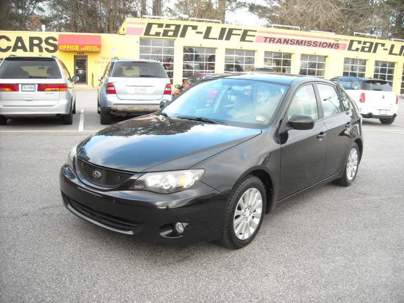 Subaru Impreza 2009 price $5,900