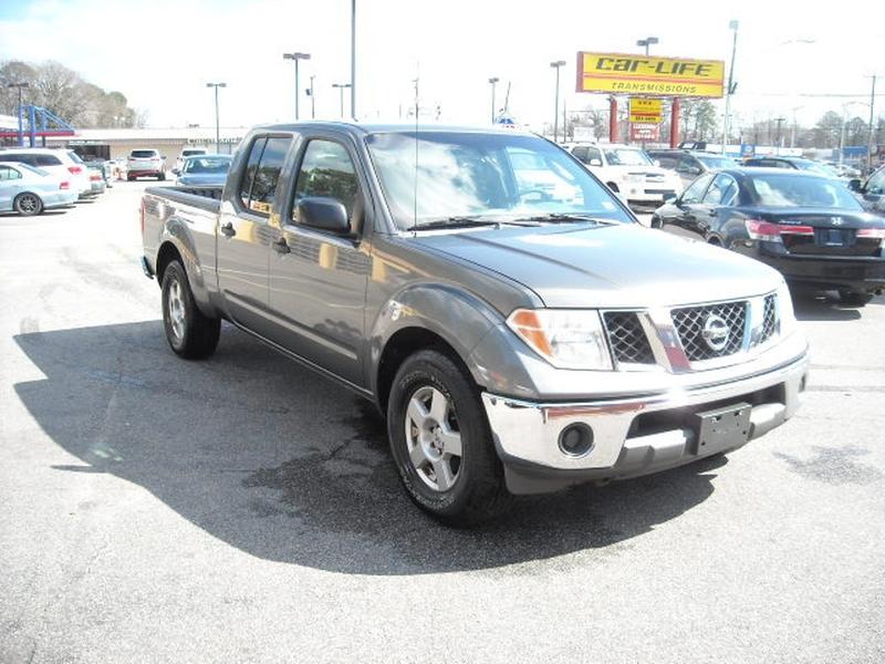 Nissan Frontier 2008 price $8,900