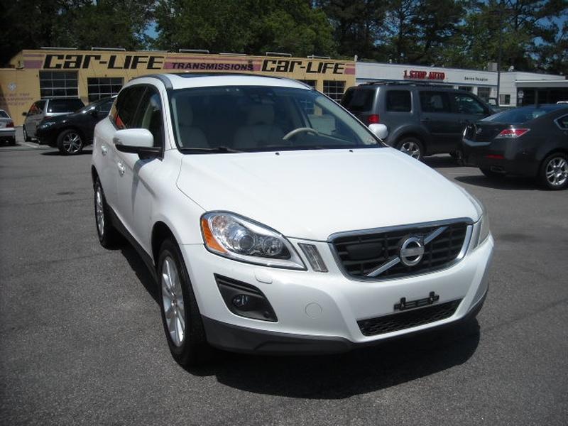 Volvo XC 60 2010 price $0