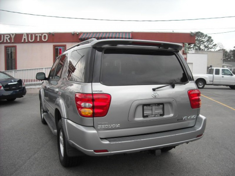 Toyota Virginia Beach >> 2002 Toyota Sequoia 4dr Limited 4WD - Inventory | luxury auto sales, inc. | Auto dealership in ...