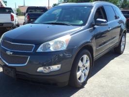 Chevrolet Traverse 2011