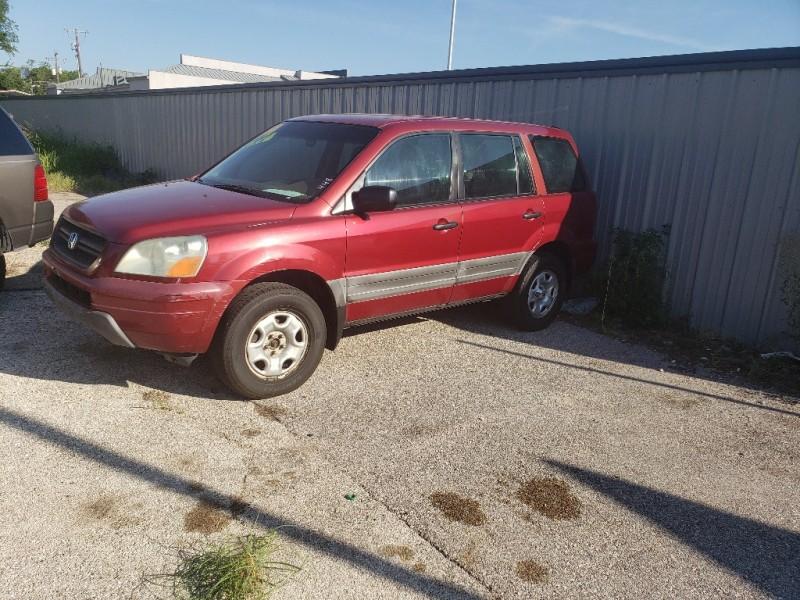 Honda Pilot 2004 price $3,000