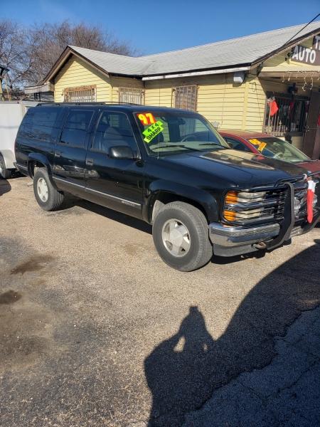 Chevrolet Suburban 1997 price $4,750